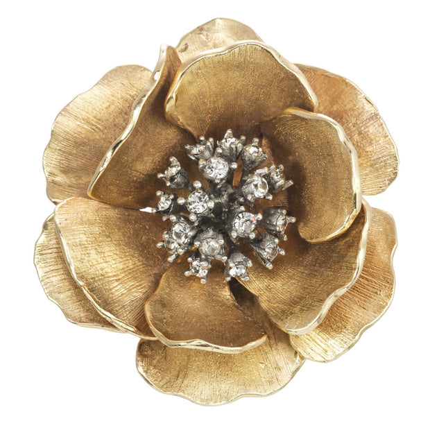 Golden Bloomer Pin