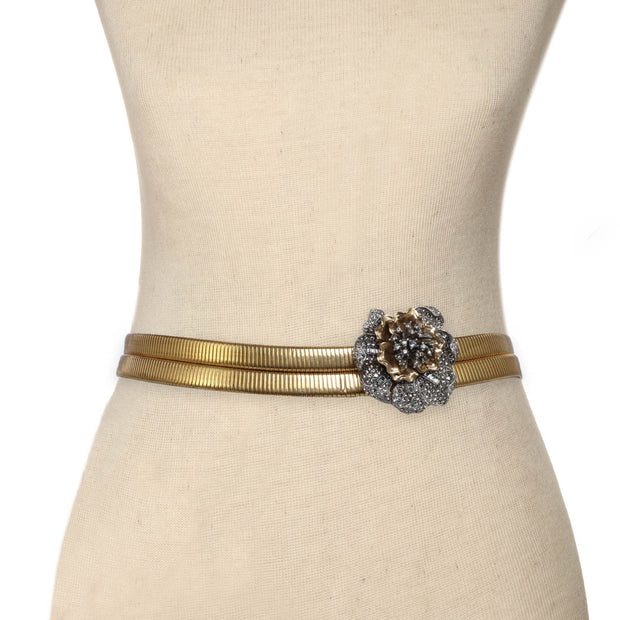 Golden Bloomer Belt