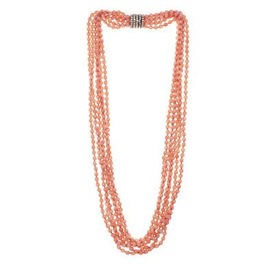 Coralia Necklace