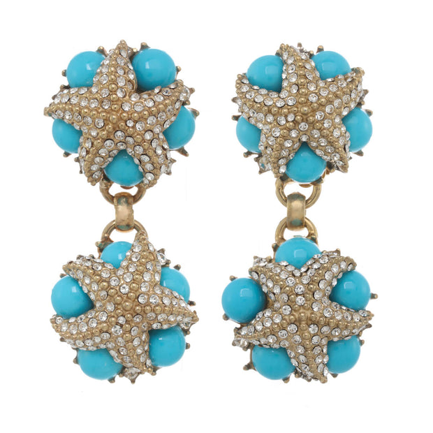 Oceana Drop Earrings