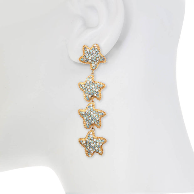 Louise Statement Earrings