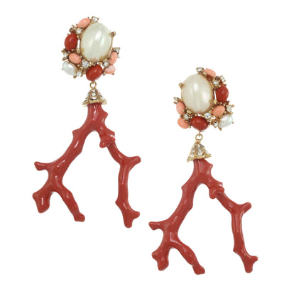 Aphrodite Statement Earrings