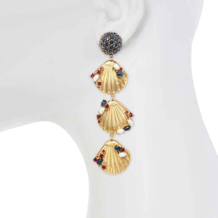 Pacifica Statement Earrings