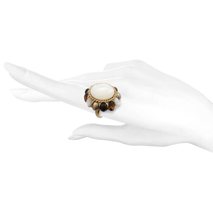 Meribella Sea Star Ring