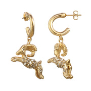 Aries Charm Earring
