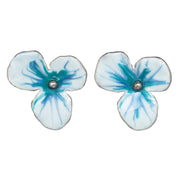 Large Flower Earring