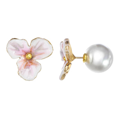 Small Flower Earring