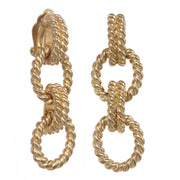 Twisted Rope Earring
