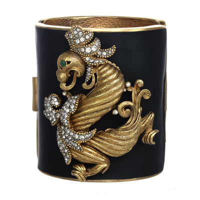 Black Dragon Cuff