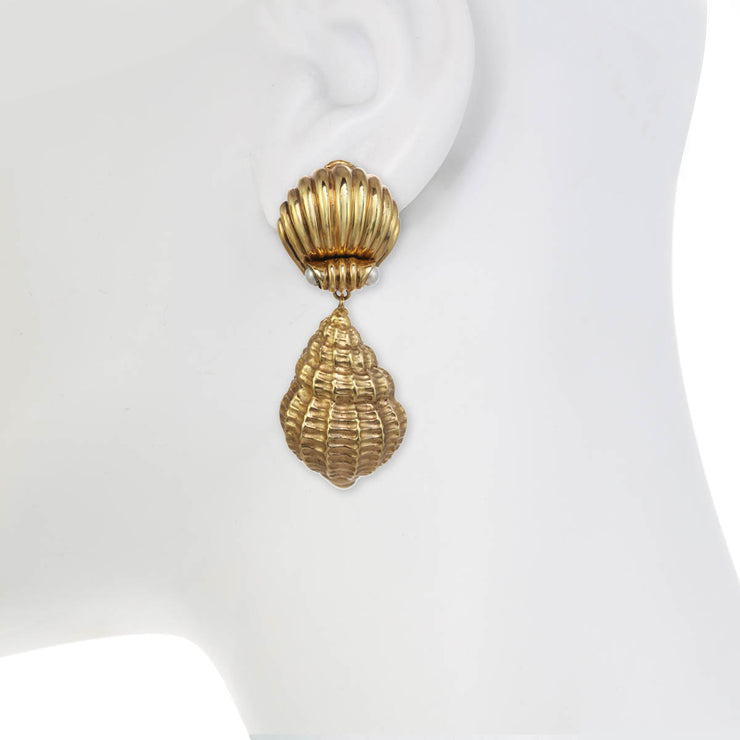 Derya Statement Earrings