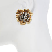 Golden Bloomer Earrings