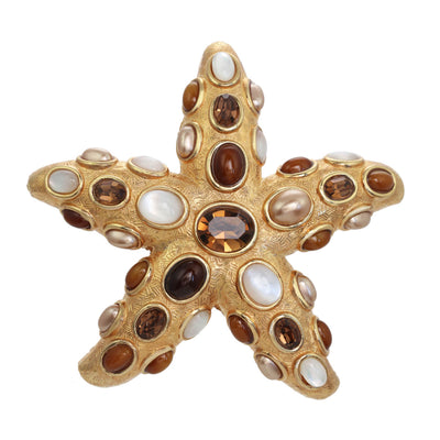 Meribella Sea Star Pin Pendant