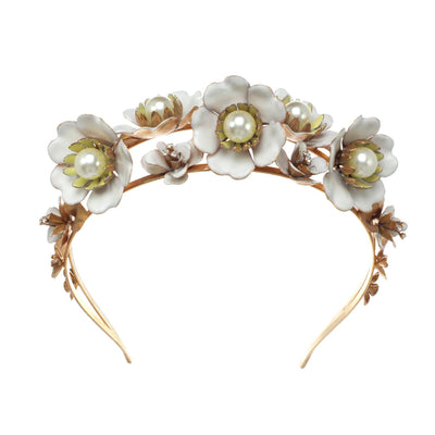 Double Floral Crown