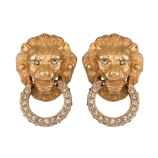 King of the Jungle Earrings