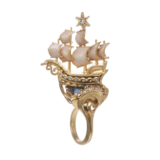 The Dream Boat Ring