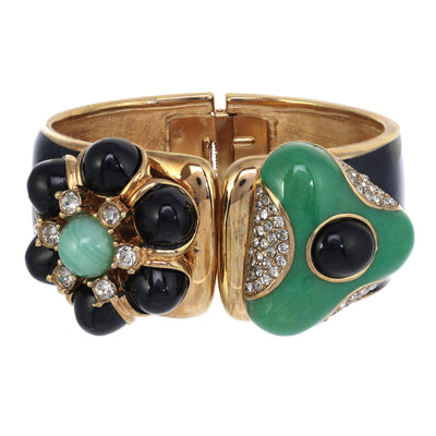 The Jet and Jade Geometric Clamper