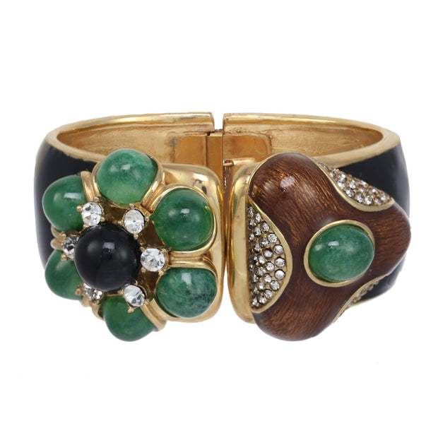 The Jade and Tort Geometric Clamper