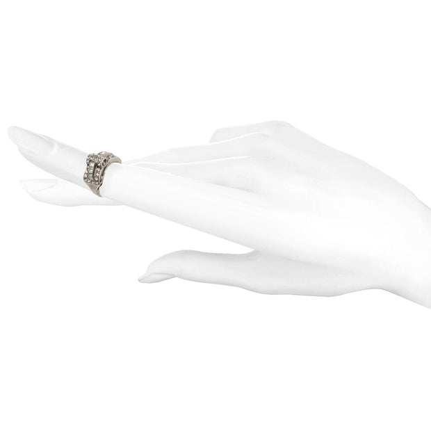 The Quasar Midi Ring