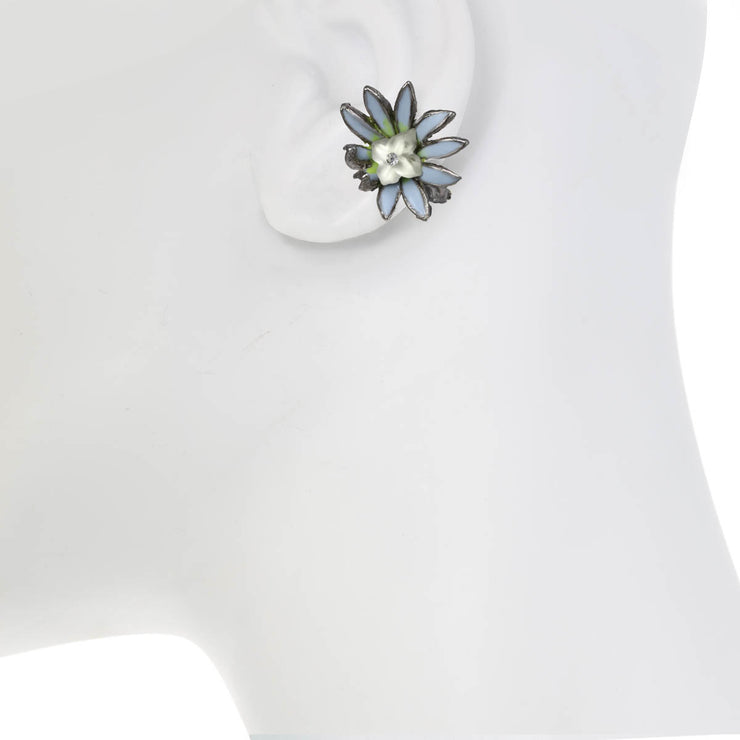 Sweet Pea Ear Cuff