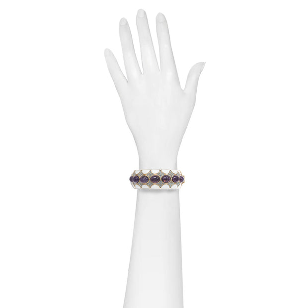 The Embellished Bolt Bracelet