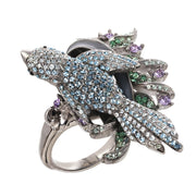 Enchanting Bird Ring