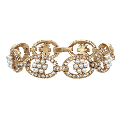 The Fanciful Pearl Bracelet