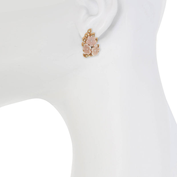 Flower Cluster Earring