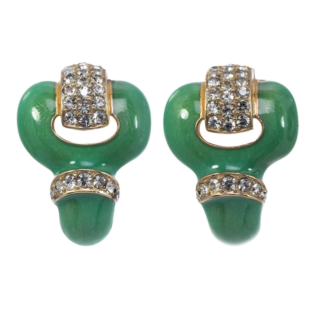 The Lively Buckle Earring