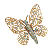 The Open Winged Butterfly Pin