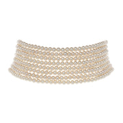 The Pearl Choker Necklace
