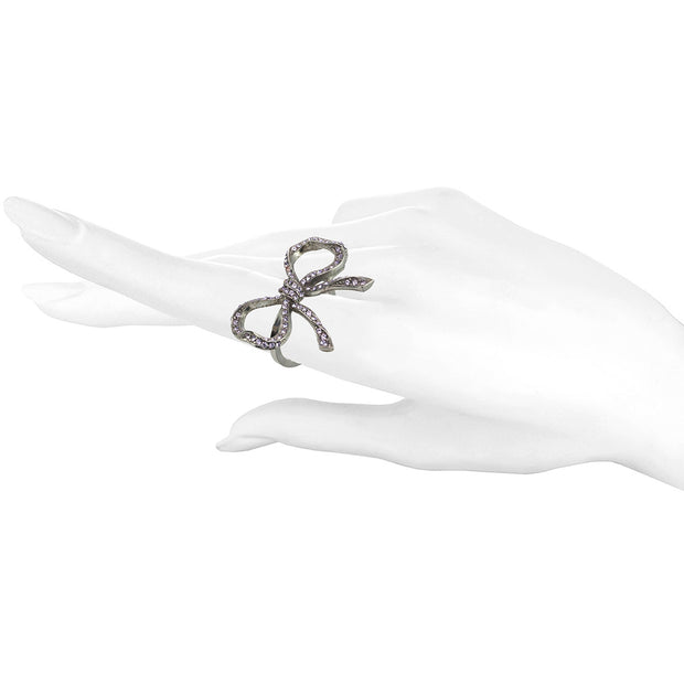 The Petite Bow Ring