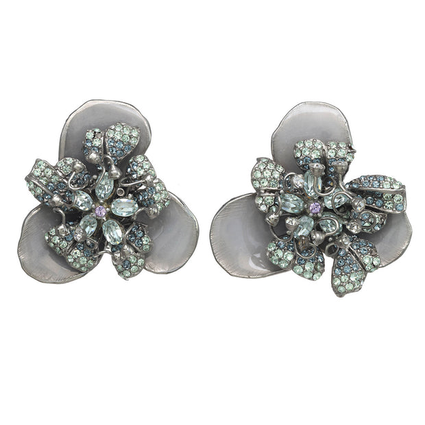 The Signature Flower Earring