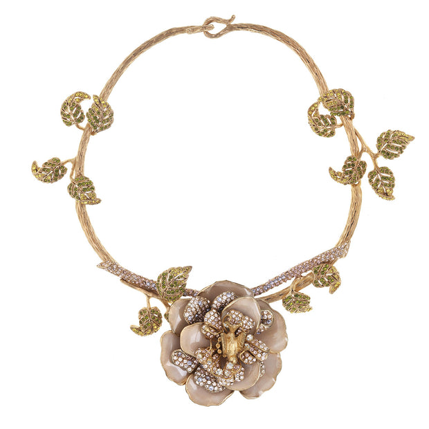 The Signature Flower Necklace
