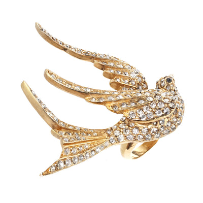 The Soaring Dove Ring