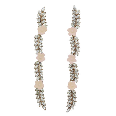 Statement Vine Earring