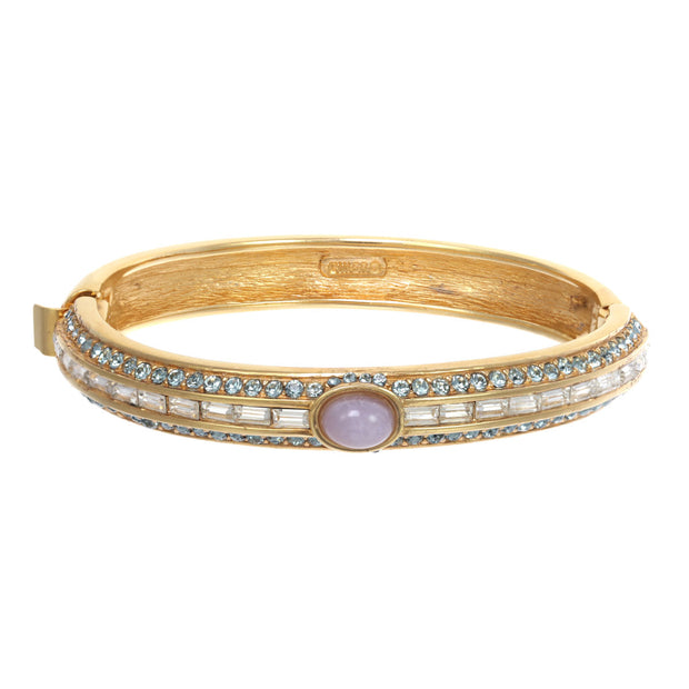 The Vintage Crystal Bangle