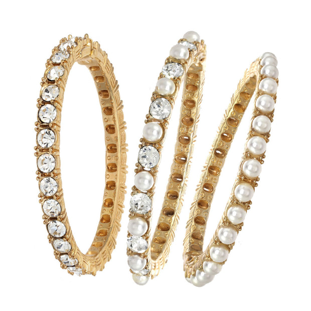 The Classic Bangle Set