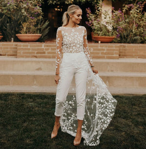 Boat neck backless plain soft satin simple wedding dress bridal gown