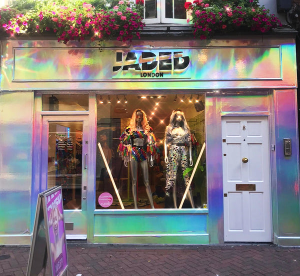 Jaded London Carnaby Street