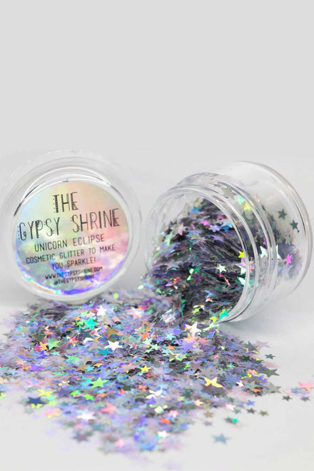 Gypsy Shrine Unicorn Eclipse Glitter