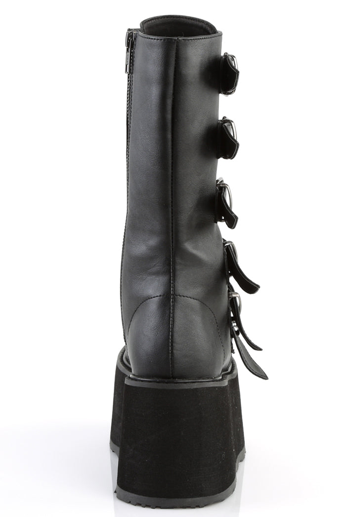Demonia Black Spike Boots