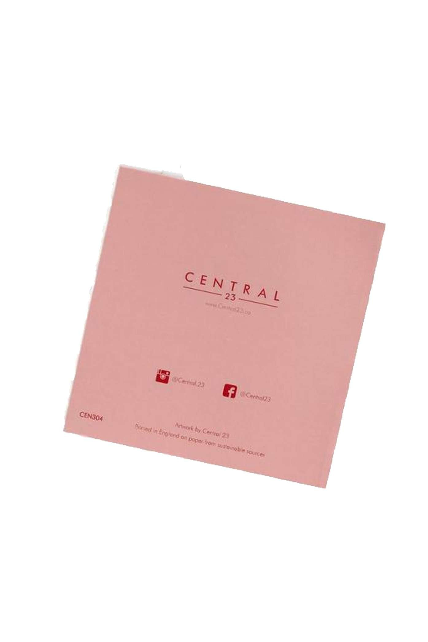 Central 23 ABS Greeting Card