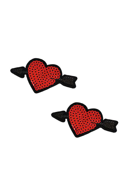 Neva Nude Cupid Heart Nipple Covers