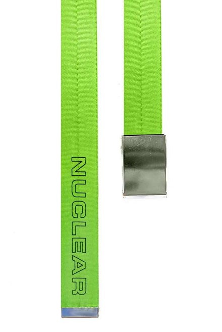 Granted Neon Green Nuclear Belt