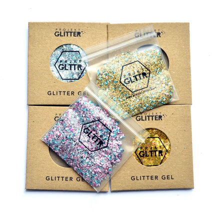 Projekt Glitter Bio Glitter Gel Set Of 4