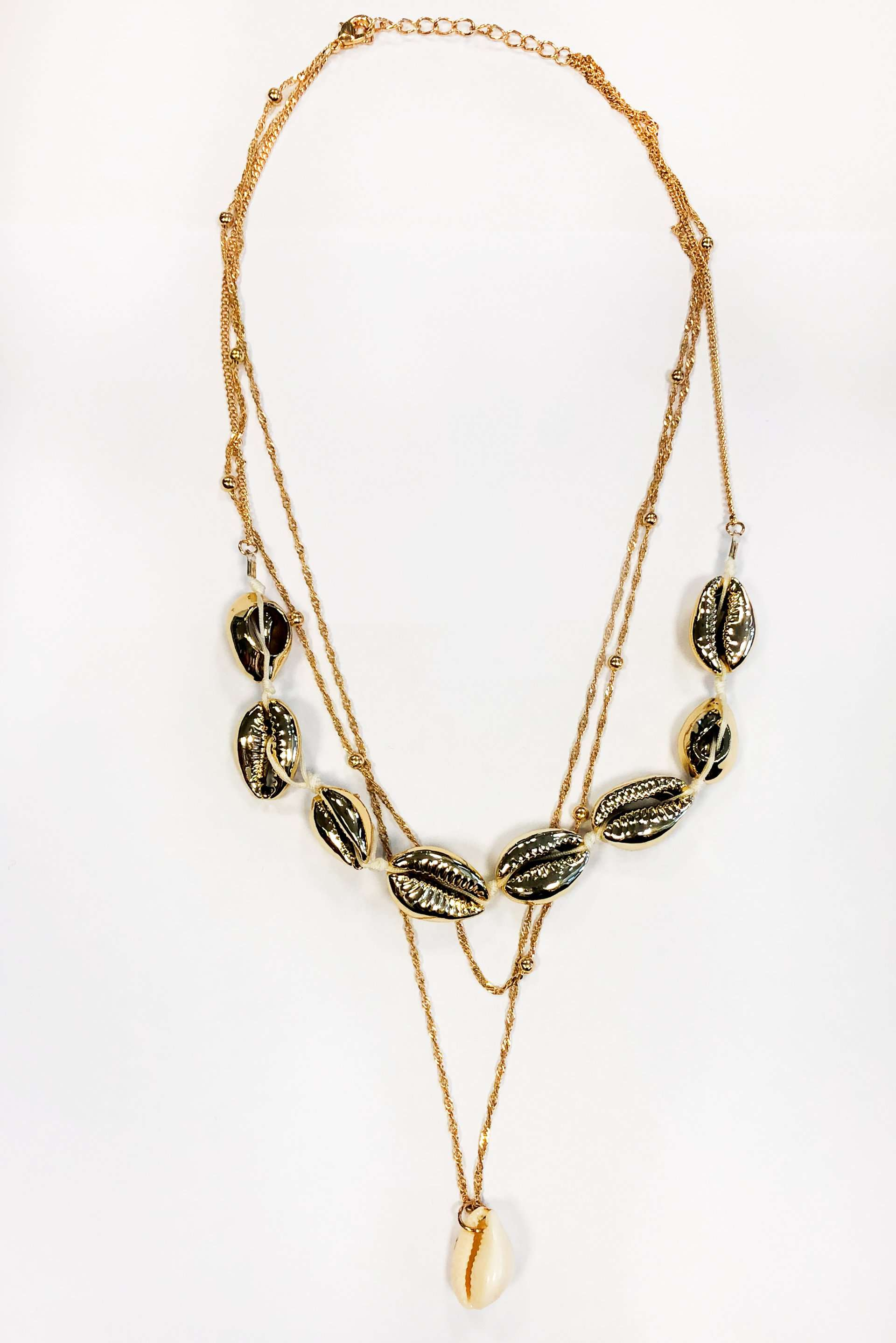 Shell Chain Necklace