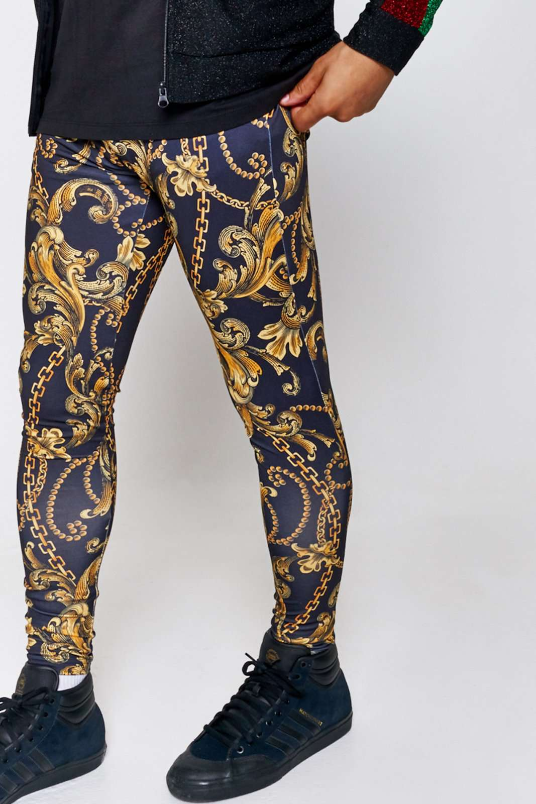 Baroque Chain Festival Meggings