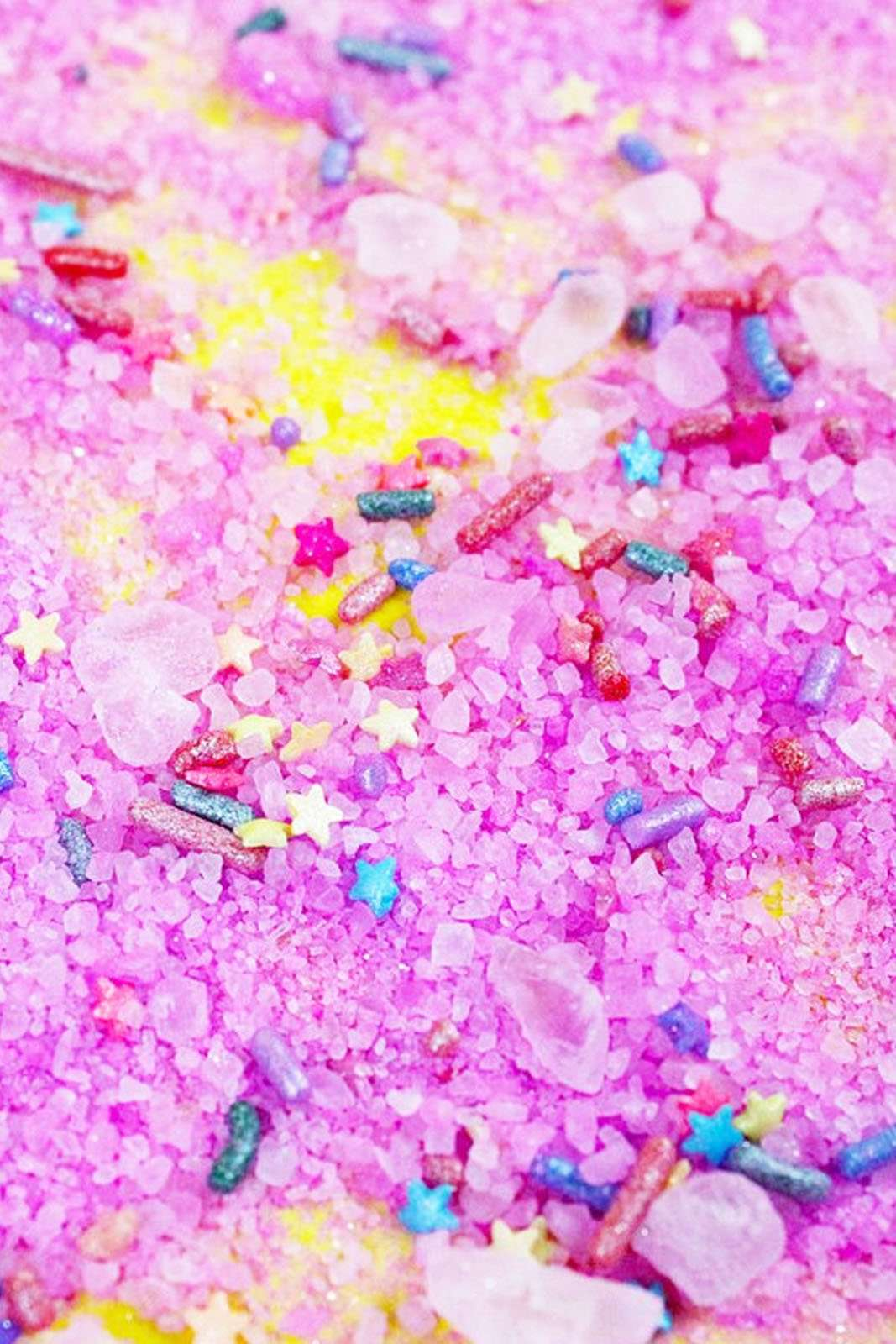Sugar Milk Co Fairy Dust Bath Sprinkles