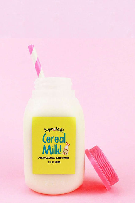 Sugar Milk Co Cereal Milk Body Wash