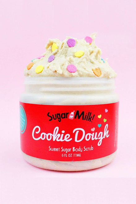Sugar Milk Co Confetti Cookie Dough Body Scrub